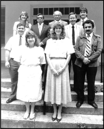 HQ circa 1987