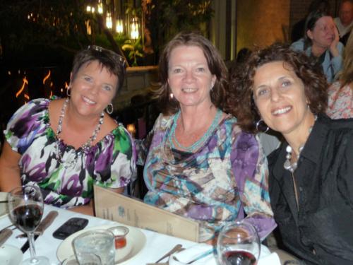 Debbie, Carolyn, Annice