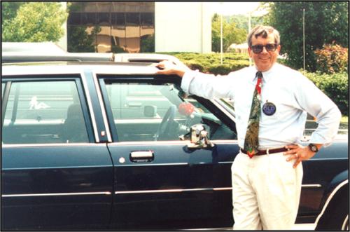 Scott 50th car