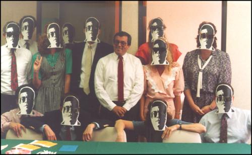 Scott D. masks